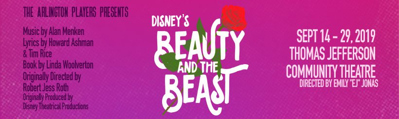 TAP presents Disney's Beauty and the Beast