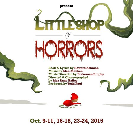 Little Shop Poster SM